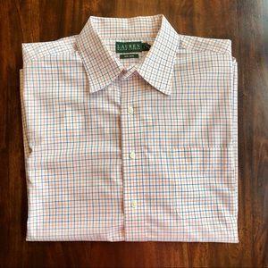 Like new Ralph Lauren Men's Dress Shirt!